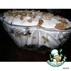 Рецепт: Фруктовый салат Для невесты