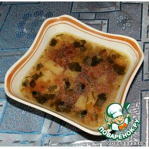 Рецепт: Лисичкин Суп