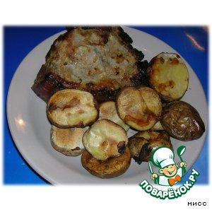 Pork a La Tandoori