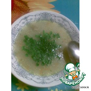 Рецепт: Куриный суп с рисом