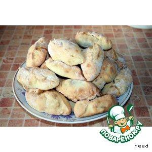Рецепт: Тесто для пирожков и ватрушек
