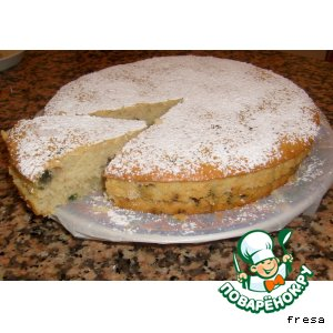 Рецепт: Вкусный пирог