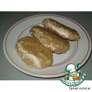 Рецепт: Рыбно-овсяные котлеты для детей