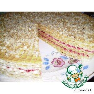 """Торт вафельный """"Лариса"""""""