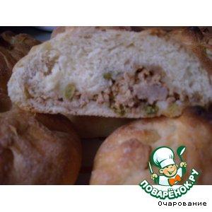 Рецепт: Пирожки Мальтийские