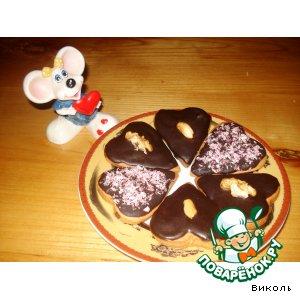 Рецепт: Любовное печенье