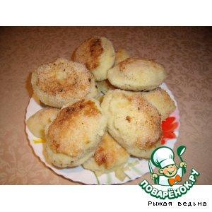 Рецепт: Зразы картофельные