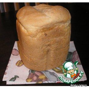 Рецепт: Хлеб имбирный