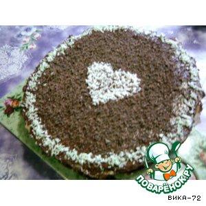 Торт К празднику (почти Добос)