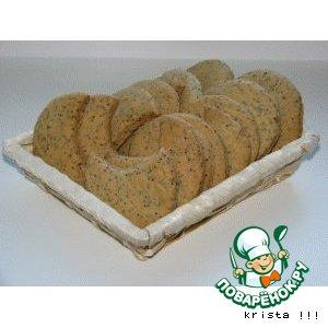 Рецепт: Маковое печенье