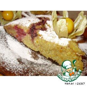 Рецепт: Пирог Лучезарный