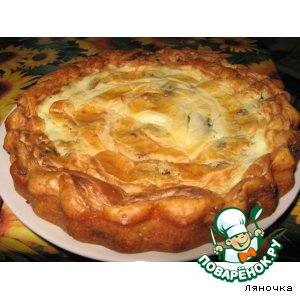 Рецепт: Пирог Нежный