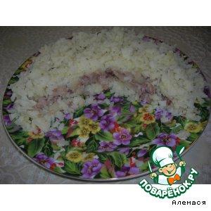 Рецепт: Салат из селедки