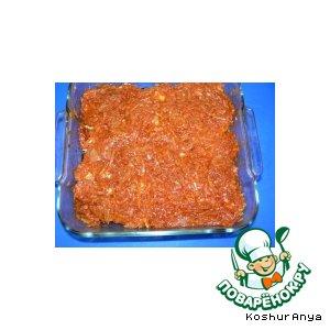 Жареная свинина в томатном маринаде – кулинарный рецепт
