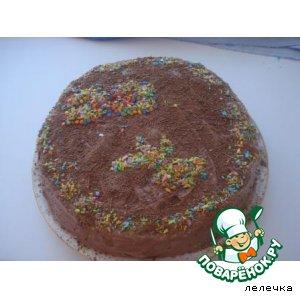 Рецепт: Торт Мужчины, с праздником!!!