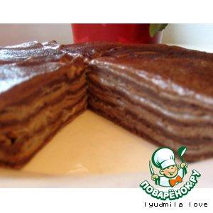 """Тортик """"Шоколадная сказка"""""""