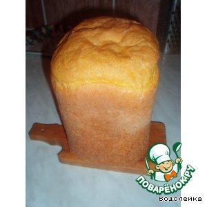 Рецепт: Морковный хлеб