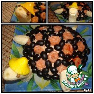 Рецепт: Салат Черепаха Тортилла