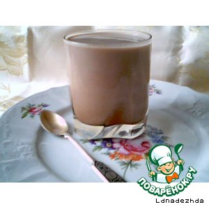 Рецепт: Быстрое какао на завтрак
