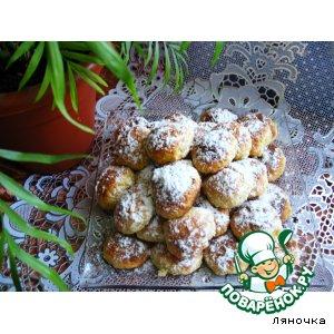 Рецепт: Творожное печенье