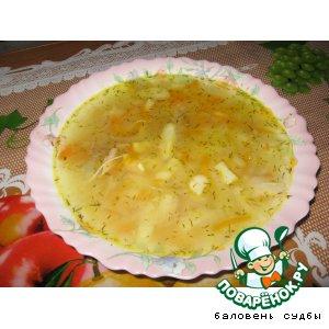 Рецепт: Суп Луковый