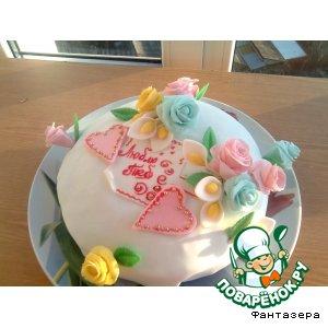 Торт Драгоценная шкатулка