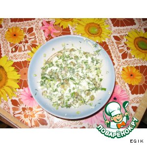 Рецепт: Салат Весна