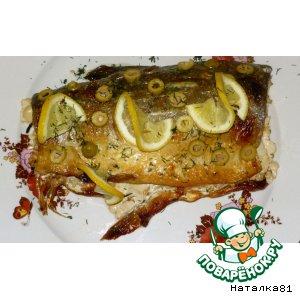 Рецепт: Фаршированная рыба