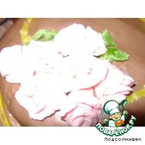 Рецепт: Кондитерская мастика