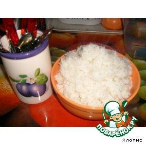 Рецепт: Рассыпчатый рис