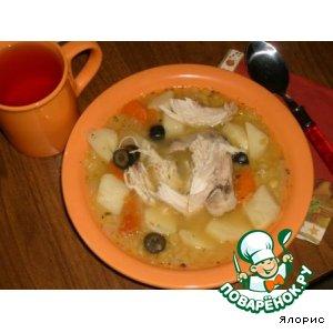 Рецепт: Просто любимый суп