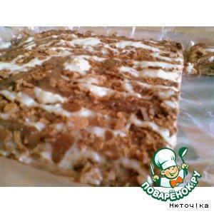 Рецепт: Торт drugoi