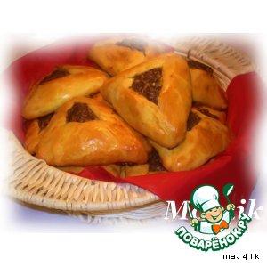 Рецепт: Треугольнички с маком/Уши Амана или Гументаши/Hamantaschen