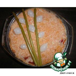 Рецепт: Картофельно-овощное пюре Светофорчик