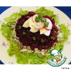 Рецепт: Салат-холодник
