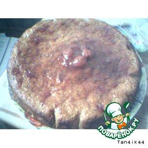 Пирог ягодный – кулинарный рецепт