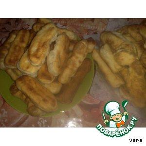 Рецепт: Типа пончиков))))