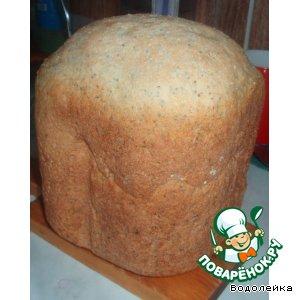 Рецепт: Маковый хлеб