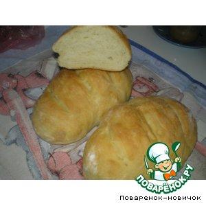 Домашний хлеб – кулинарный рецепт