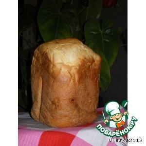 """Рецепт: Хлеб """"Апельсиновый"""""""