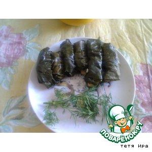 Рецепт: Армянское блюдо на русский лад