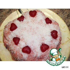 """Рецепт: Торт """"Эклерные руины"""""""