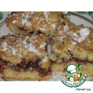 Рецепт: Венский пирог