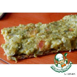 Рецепт: Икорка из брокколи