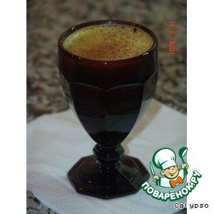 Горячий апельсиновый сок