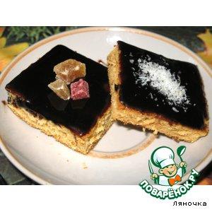 Печенье Кубики