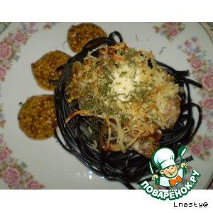 Рецепт: Орлиные гнезда