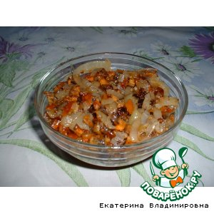 Рецепт: Закуска из упы-морской картошки