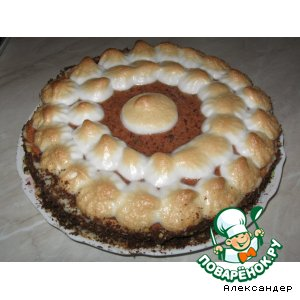 """Рецепт: Торт """"Марина"""""""