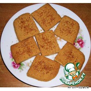 Рецепт: Индийское песочное печенье Элайче Гаджа